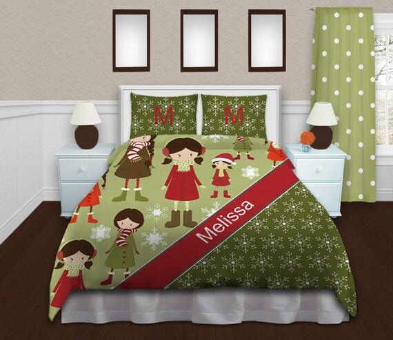 image 0 - Christmas Bedding Holiday Bedding