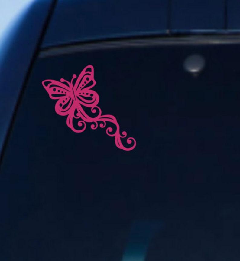 Pretty Butterfly Decal Butterfly Lover Butterfly Car Decal Car Decals Butterfly Decal,Butterfly Sticker