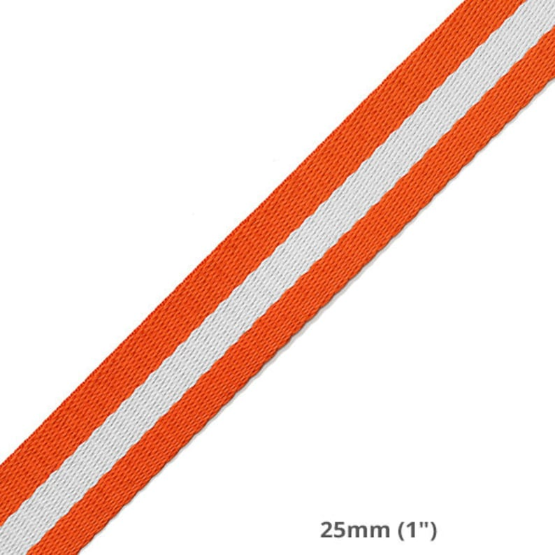 50mm 25mm BlackRed 38mm waist belt by 2-yards TR-11840 Webbing band ribbon trim