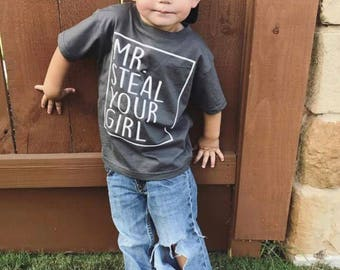 MR. Steal Your Girl baby/toddler tshirt