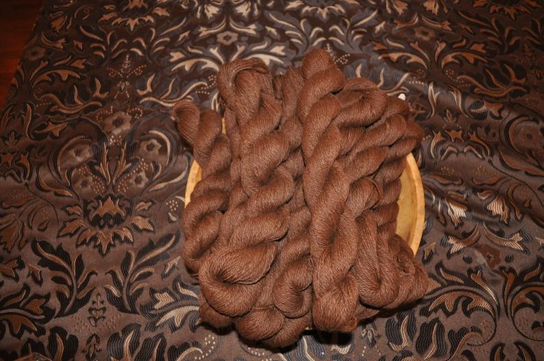Ginger 100/% Suri Alpaca Yarn