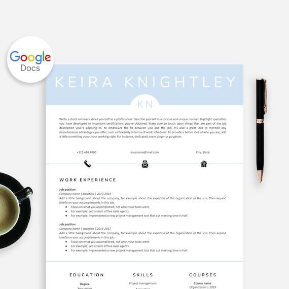 Cover Letter Google Doc from i.etsystatic.com