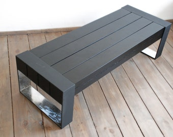 THE DEVIL! A custom made solid wood coffee table