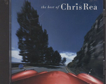 The Best of CHRIS Rea / 1994 Full Length CD / I Saw You First, Just Another Day, Emotional Love / Includes Duet with Elton John