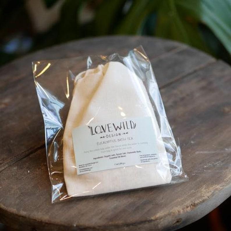 7 Best Bath Tea Bags That Heal All Skin Types; Eucalyptus Bath Tea image 0