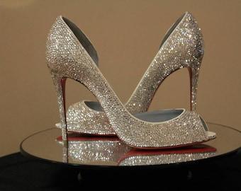 a559bd00b310 Unique Custom Wedding Shoes