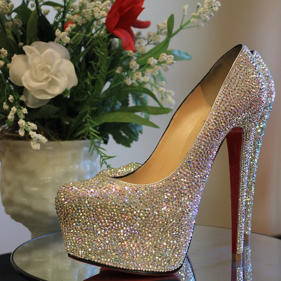 How To Bling Shoes Digital Download   Etsy