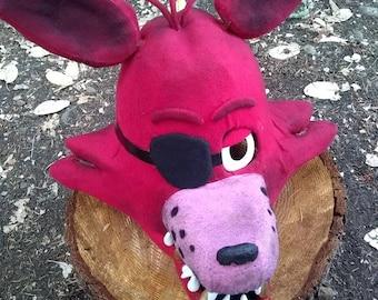 Foxy Mask & Fnaf costume | Etsy