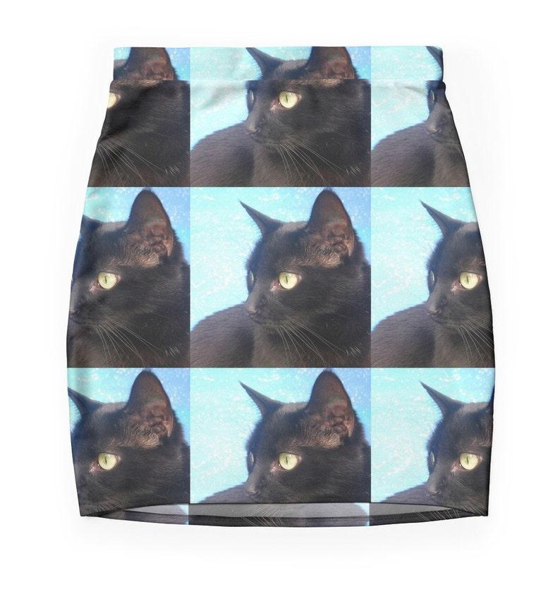 1371afabc7883f Gatto gonna gonne di gatto gatto gonne gonna con un gatto | Etsy