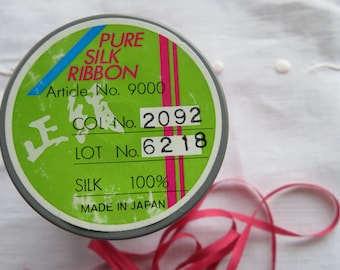 2mm Silk Ribbon
