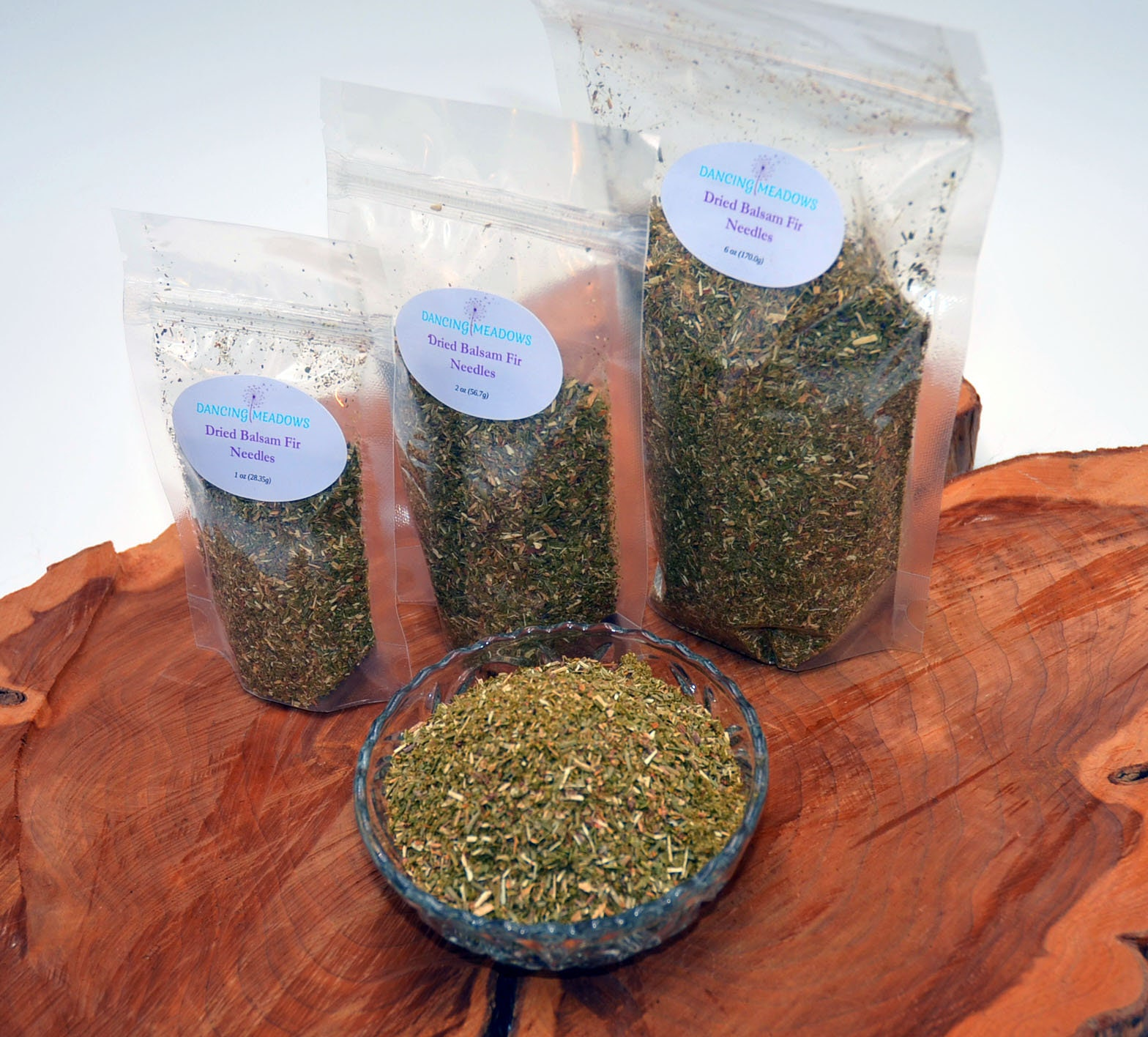abd82cfbe7836 Dried Balsam Fir Ground Needles 6 oz, available in any size, great ...