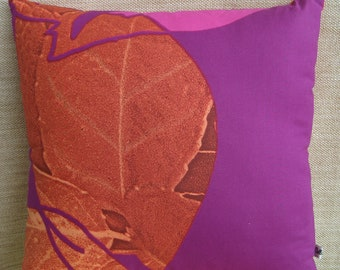 Cushion, Leaves, Colourful, Casual Style,