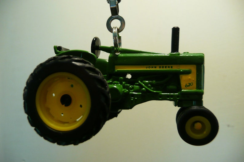 Ceiling Fan Light Pull Or Keychain 2002 Ertl John Deere Etsy