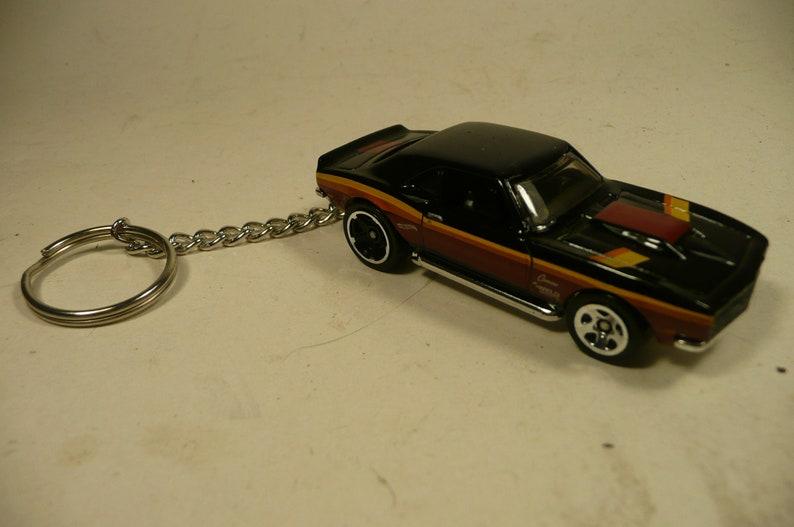 Keychain /'68 COPO Camaro 1968 chevy chevrolet COPO camaro  key chain