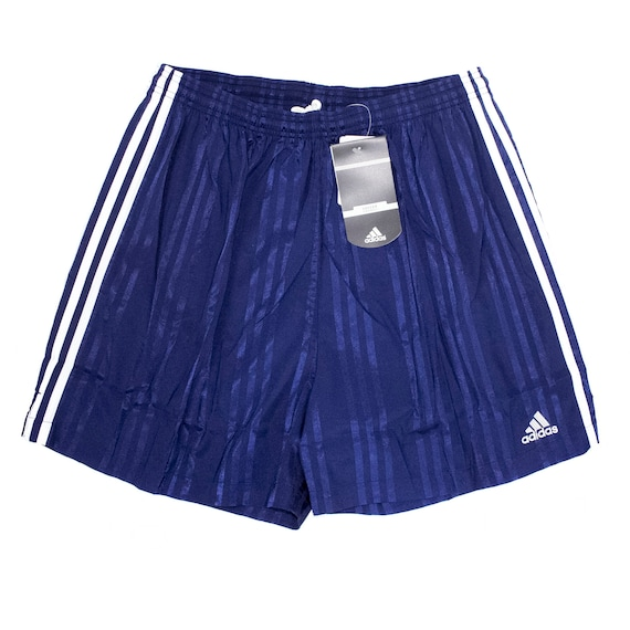 vintage adidas soccer shorts deadstock new with tags nwt medium large