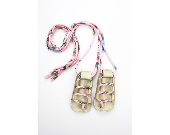 b2bab04ed58 Baby easter outfit baby gladiator sandals