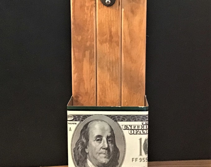 Money Bottle Opener