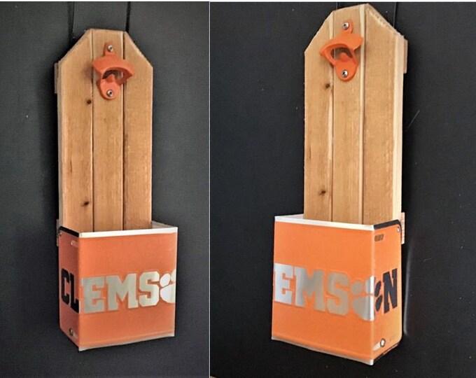Clemson Bottle Opener