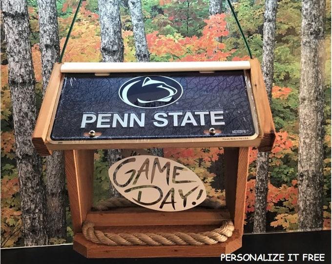 Penn State Deluxe Cedar Two Sided Bird Feeder