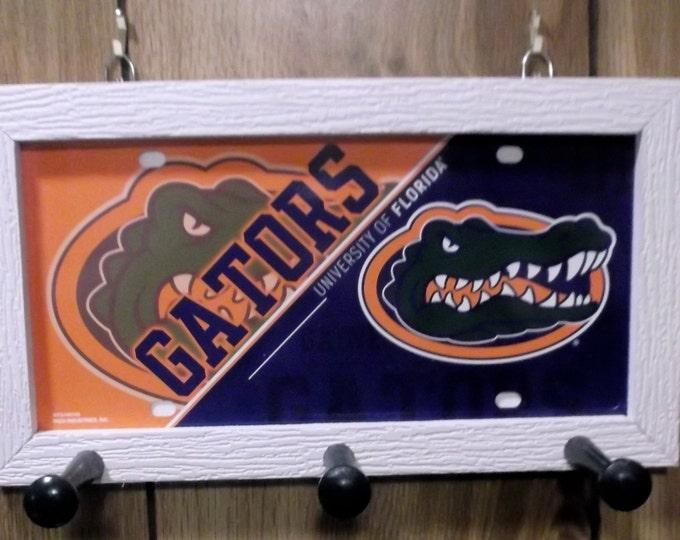 Florida Gators  License Plate Peg Hanger (SI series)