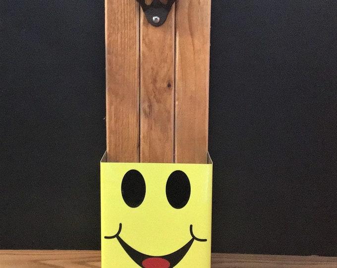 Smile Face Bottle Opener