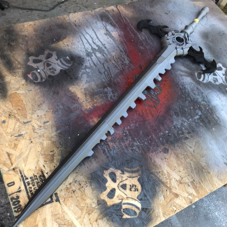 6955e6884134 Fire Emblem Three Houses Sword of the Creator/Byleth Sword - 3D printed Kit