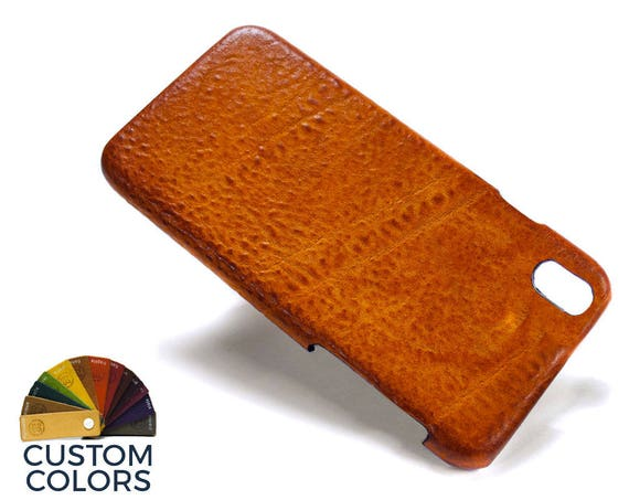 iPhone Xs/Xs Max/Xr/X-8-8 Plus-7-7 Plus-6S-6S Plus-SE-5S Italian Leather Case to use as protection Choose the DEVICE and COLORS
