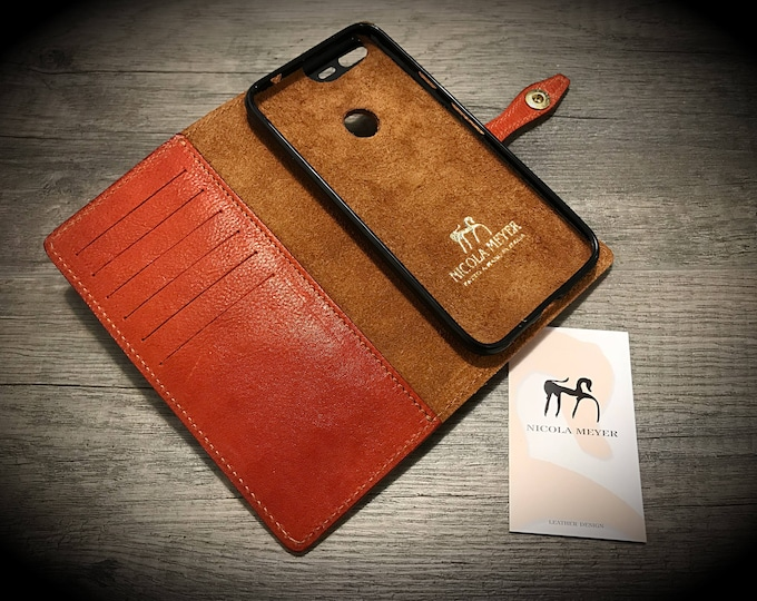 Goole Pixel 3A 3 2 1 and Pixel 3A 3 2 1 XL Leather Case Flip Wallet Bifold Style CHOOSE Device and Color
