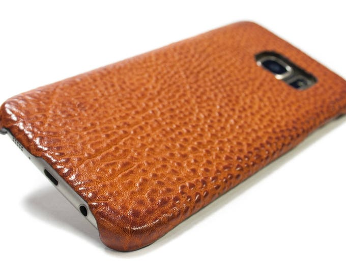 NEW Note 8 and Samsung Galaxy S9 S8 S8 Plus S7 S7 Edge Leather Case genuine natural leather to use as protection choose color