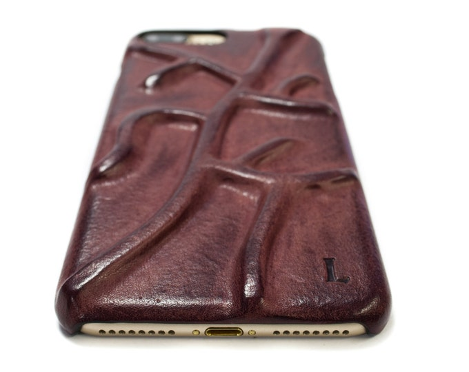 MATERICO New iPhone 12 11 SE 10 X 8 7 6 Italian Leather Case  use as protection Choose the Device and COLORS