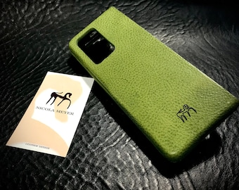 Samsung Galaxy Z FOLD 2 Leather Case genuine natural leather to use as protection colour CHOOSE