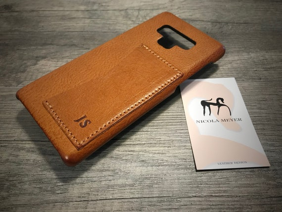 NEW S10/S10Plus/S10Lite Samsung Galaxy Leather Case genuine natural leather 1 credit card use as protection CHOOSE color and device