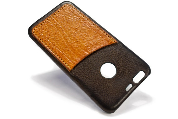 Goole Pixel 2 (small one) Italian Leather Case Classic or Washed or Aged  to use as protection Choose COLORS