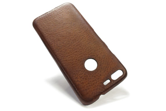 Goole Pixel 3 and Pixel 3 XL Italian Leather Case Classic or Washed or Aged  to use as protection Choose the DEVICE and COLORS