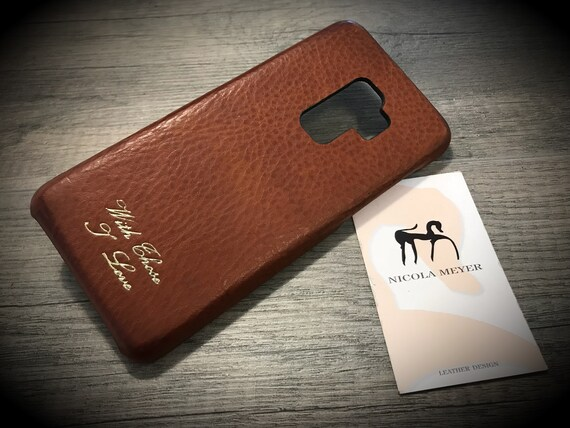 Samsung Galaxy S9 S9 Plus Note 8 S8 S7 S6 Edge Plus S5 Note 5 Note 4 Leather Case leather use as protection color CHOOSE