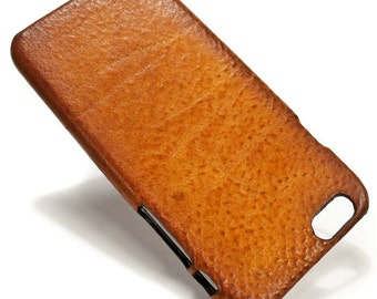 iPhone Italian Leather Case Classic or Washed or Aged for iPhone 7 6S or 6S PLUS or 5S to use as protection Choose the DEVICE and COLORS