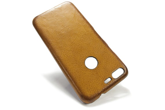 Google Pixel 3/2/1 and Pixel 3/2/1 XL Italian Leather Case Classic or Washed or Aged  to use as protection Choose the DEVICE and Color