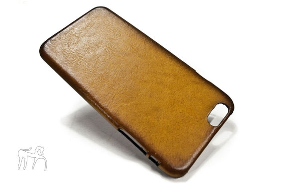 "iPhone 6 Leather Case Washed Leather Aged with credit card holder for 4.7"" & PLUS 5.5"" colour to CHOOSE"