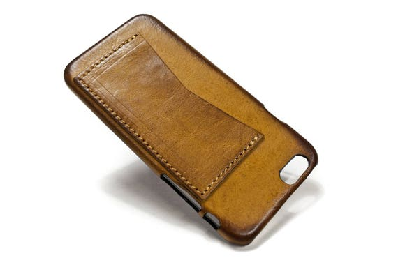 "iPhone Leather Back Case with credit card SLOTS HORIZONTAL for X 8 7 6s 64.7"" & PLUS 5.5"" iPhone Se/5s colour to choose"