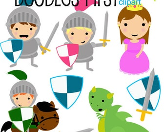 knights clipart etsy rh etsy com knight clip art black and white knight clipart images