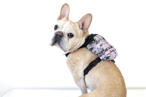 Dog Harness Backpack / Designer Dog Backpack / Backpack | Etsy