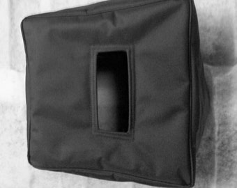 Padded slip over cover to fit  DENON DJ Axis 12 / Top handle / Denon Dj axis sub  Black