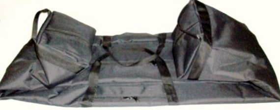 Fully Padded H/duty STAND ,TRUSS HOLDALL / Board Holdall - 3 sides Zip  / Lined / Full End To End no 10 Zip / Or Just End Zip Standard