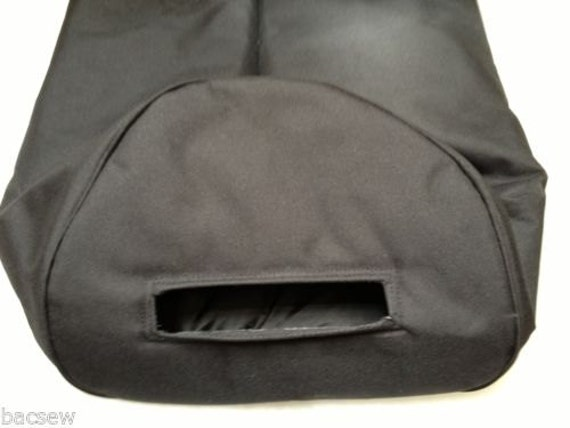 Pair (two) Padded Slip over open  base Cover To Fit YAMAHA Stagepas  600i Pa / 500i Pa 400i /400bt / 600bt/   Pa / Speaker