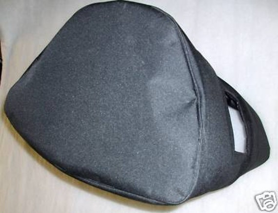 Padded Cover Custom to Fit  DYNACORD d8,  D12-3  / D15-3 Speaker / Black