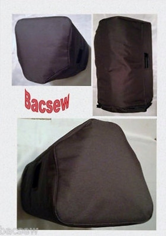 Padded Slip over Open base or  Full zip base Cover To Fit YAMAHA DXR12 / DXR15 Speaker/ DXS 12 Sub (1) / DXS 15 Sub(1)   Bacsew