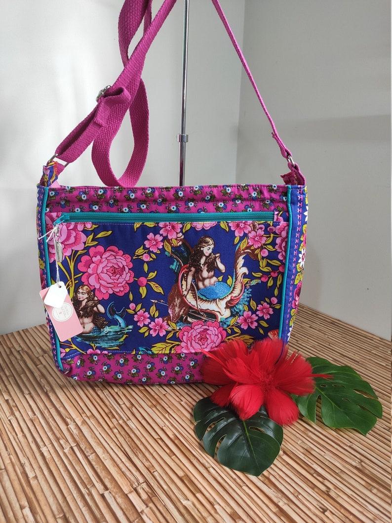 SALE 30% off On the Move Day Bag summer bag adjustable strap image 0