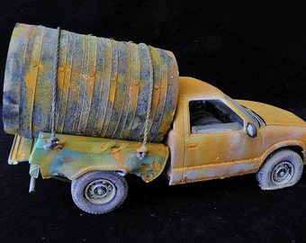 Vintage, Classic Pick-up Truck, handmade collectible