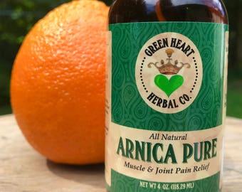 Arnica Oil 4oz