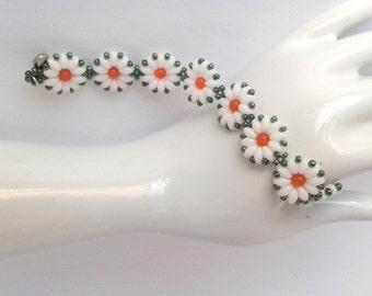 Beaded Bracelet, Summer Bracelet